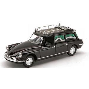 Citroen Id 19 Break Carro Funebre 1963 Rio 1:43 Rio4223 Modellino Diecast