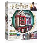 Quality Quidditch Supplies & Slug & Jiggers Harry Potter 305 Pcs WREBBIT 3D PUZZLE  W3D-0509