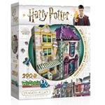Madam Malkin'S & Florean Fortescue'S Ice Cream Harry Potter 290 Pcs WREBBIT 3D PUZZLE  W3D-0510