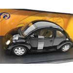Volkswagen New Beetle Coupe 1998 Nero Gate Series AUTOART 1:18 GA01033