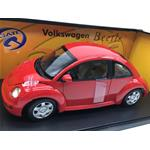 Volkswagen New Beetle Coupe 1998 Rosso Gate Series AUTOART 1:18 GA01037