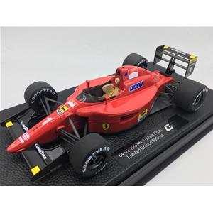 Ferrari F1 126C2 #28 Long Beach Gp 1982 Didier Pironi GP REPLICAS 1:18 GP019D