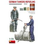German Tankers Refueling Kit MINIART 1:35 MA35348